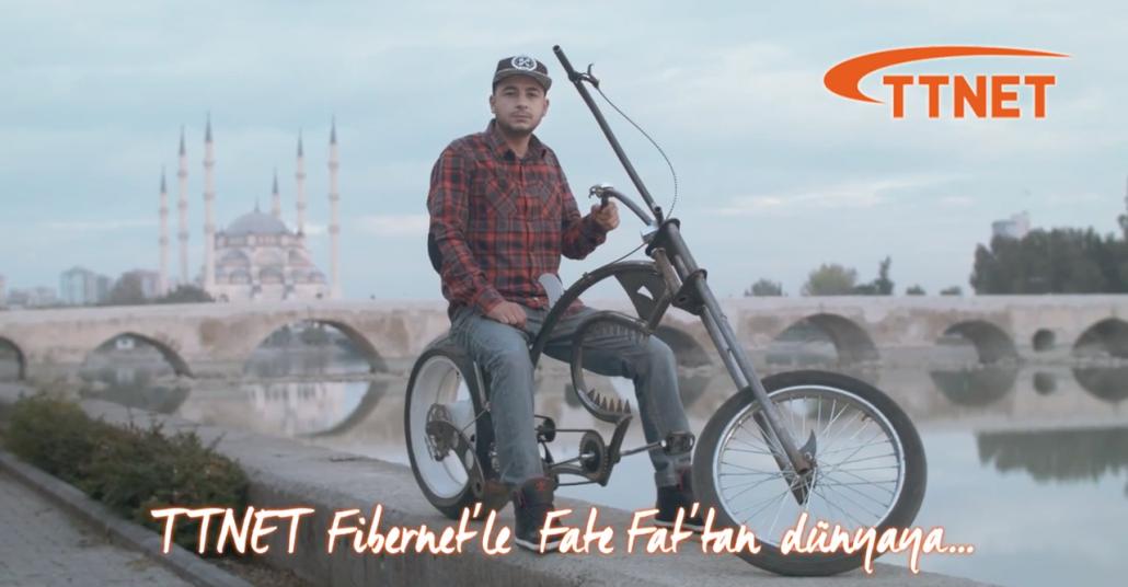 Adana'daki Fiber İnternetin Kebapsız Tanıtım Filmi