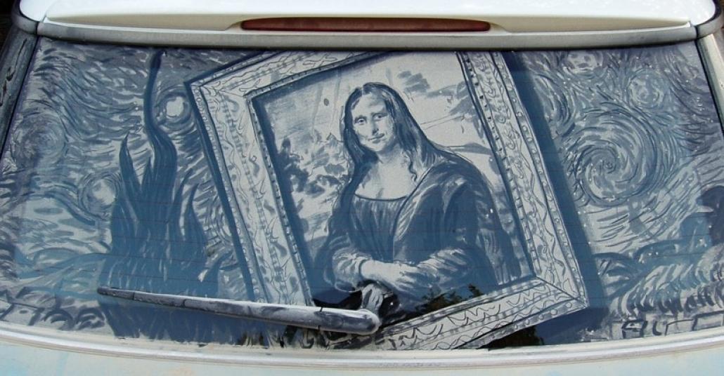 Kirli Otomobillerden Seyyar Sanat Eserlerine