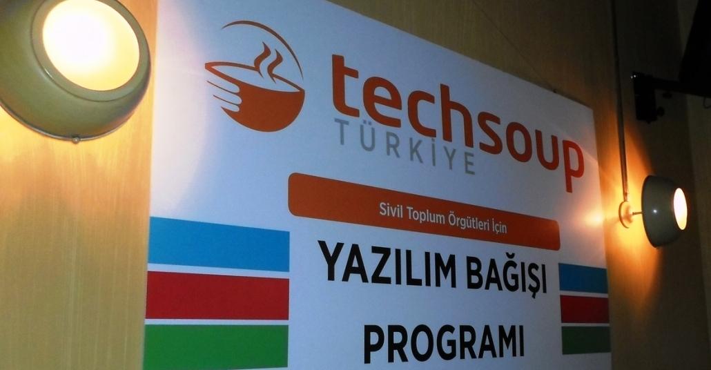 Sosyal Fayda için Yazılım Geliştiren TechSoup Türkiye'de