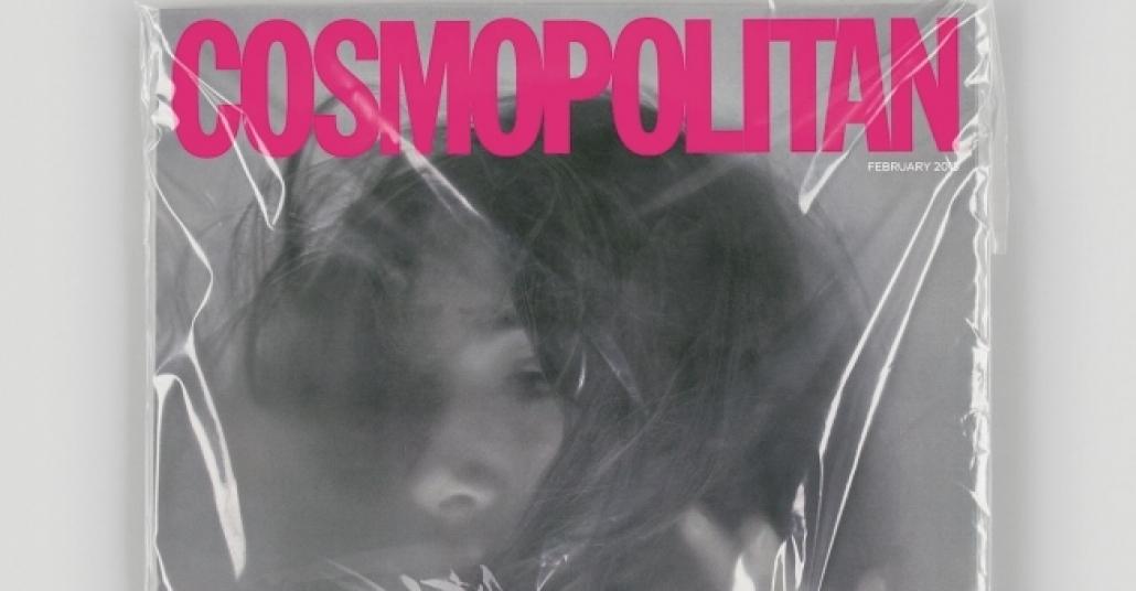 Cosmopolitan'dan Namus Cinayetleri Farkındalığı için Özel Kapak