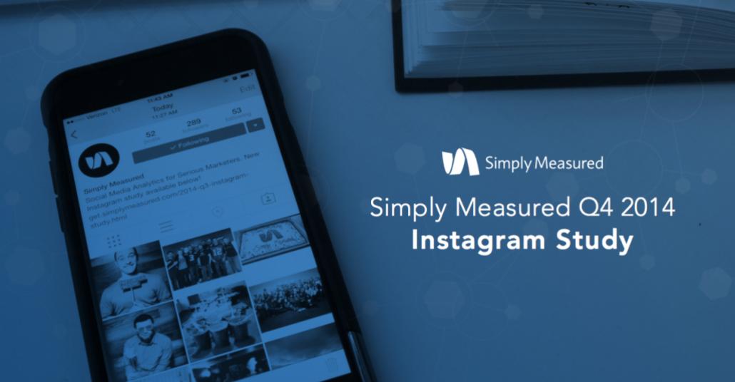 Küresel Markaların Instagram Kullanım ve Veri Analizi [2014 4. Çeyrek]