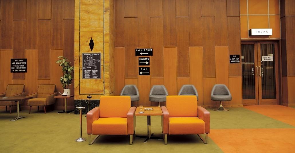 Wes Anderson Filmlerinin İç Mekan Tasarımları