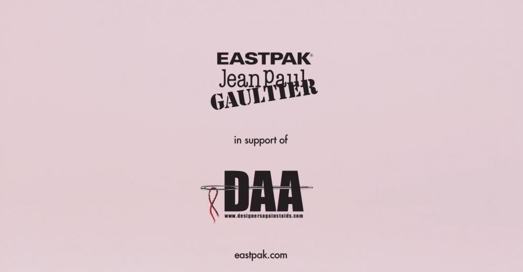 Jean Paul Gaultier Tasarımı Eastpak Çantaları