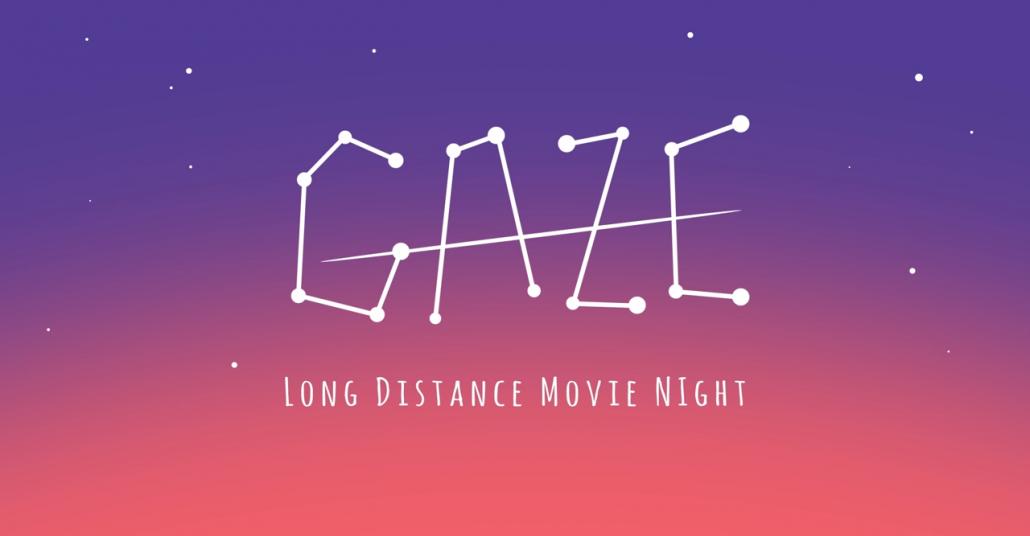 Uzun Mesafe İlişkiler için Aynı Anda Film İzleme