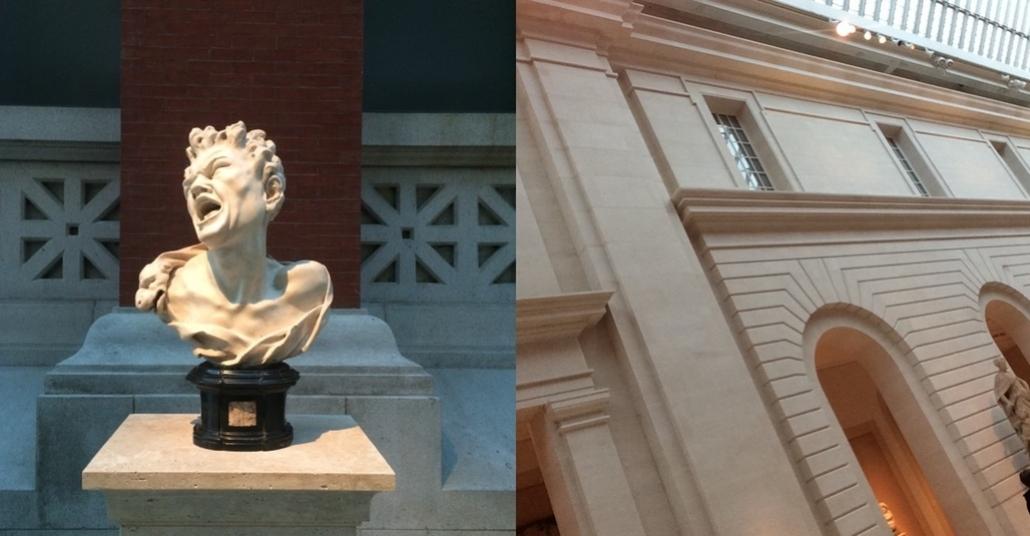 Müzelerdeki Heykeller Nereye Bakıyor?
