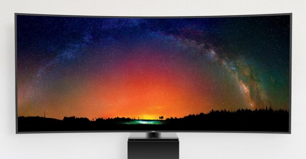 Yves Behar, Samsung için Kıvrımlı Ekranlı Televizyon Tasarlardı