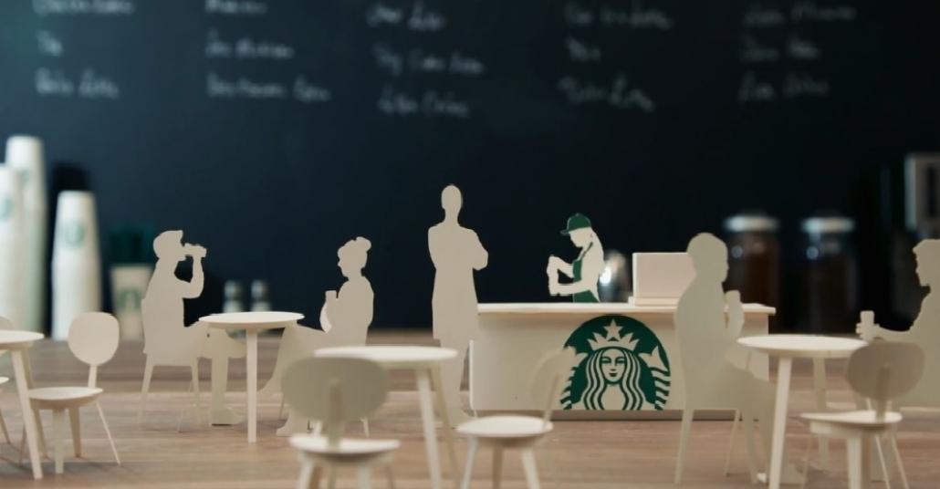 Starbucks'tan Kahvenin Yolculuğu