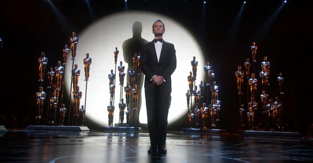 Neil Patrick Harris ile Oscar'ın Açılış Şovu