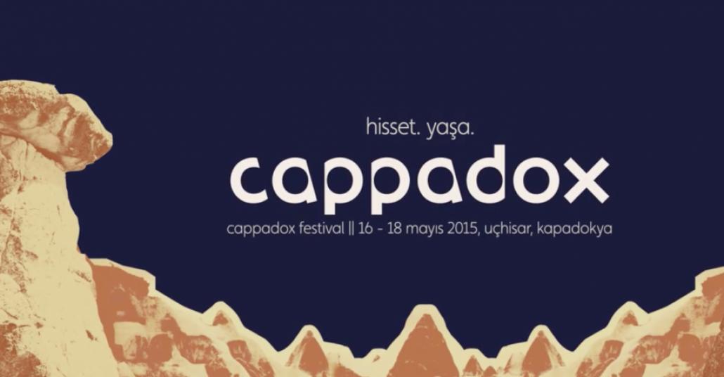 Pozitif Live'dan Bir Kapadokya Festivali: Cappadox