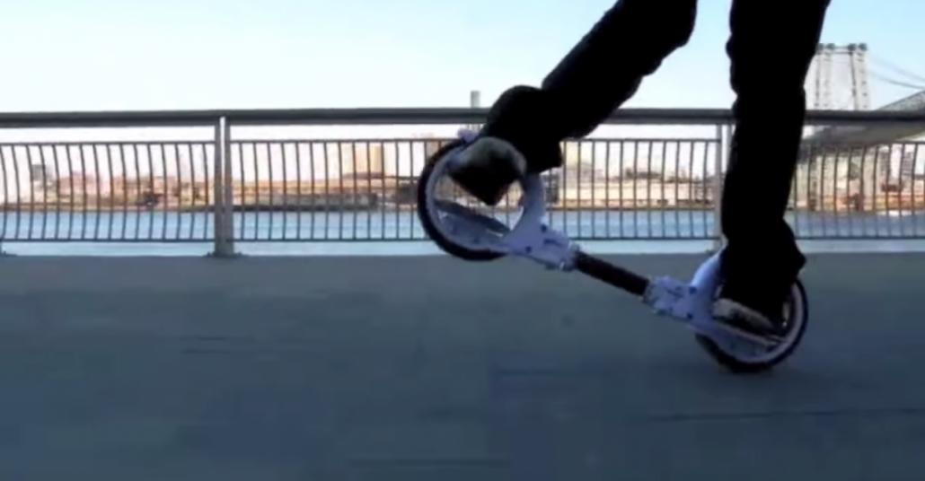 Kaykay Tasarımının Yeniden Yorumu: Skatecycle