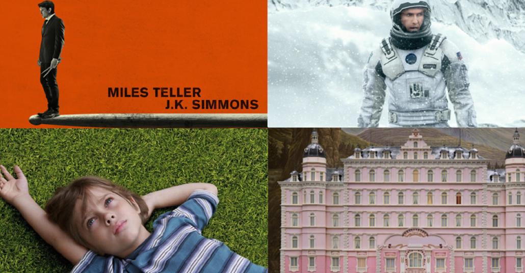 Oscar Adayı Filmlerin Samimi Posterleri