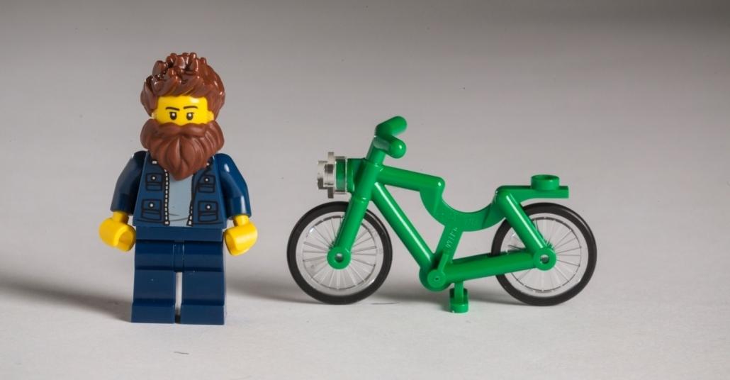 Lego Dünyasında Hipster'lar Boy Gösterdi