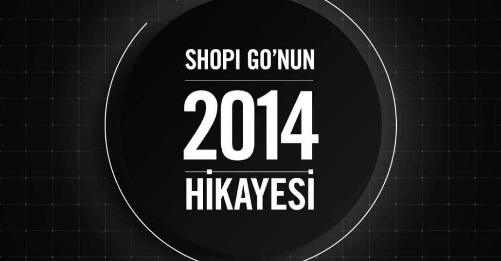 Shopi Go'da Bir Yılın Görsel Özeti ve Sürpriz Rakamlar