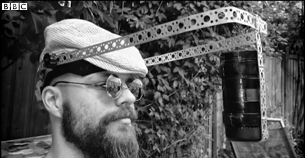 İğne Deliği Kamerayla Selfie Çekmek