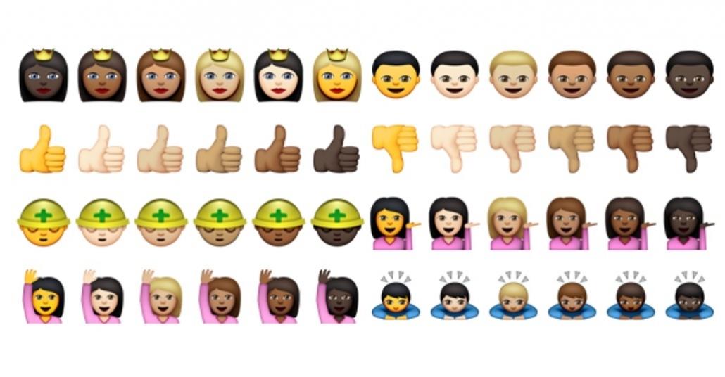 iPhone Emojilerine Farklı Irklar ve Gay Aileler Ekleniyor