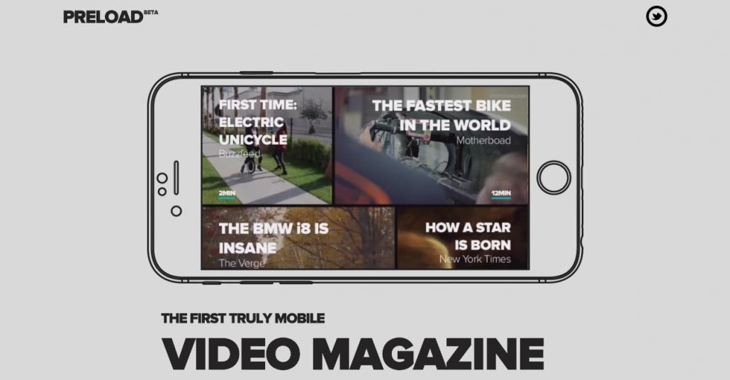 Mobil İnterneti Sömürmeyen Video İçerik Dergisi