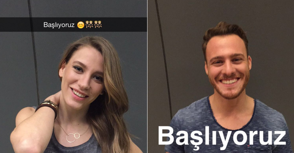 Türkiye'nin ilk Snapchat Röportajı Mavi'den