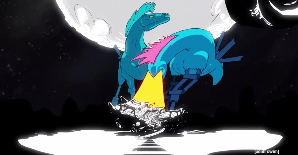 9 Animasyon Sanatçısından Etkileyici Müzik Videosu