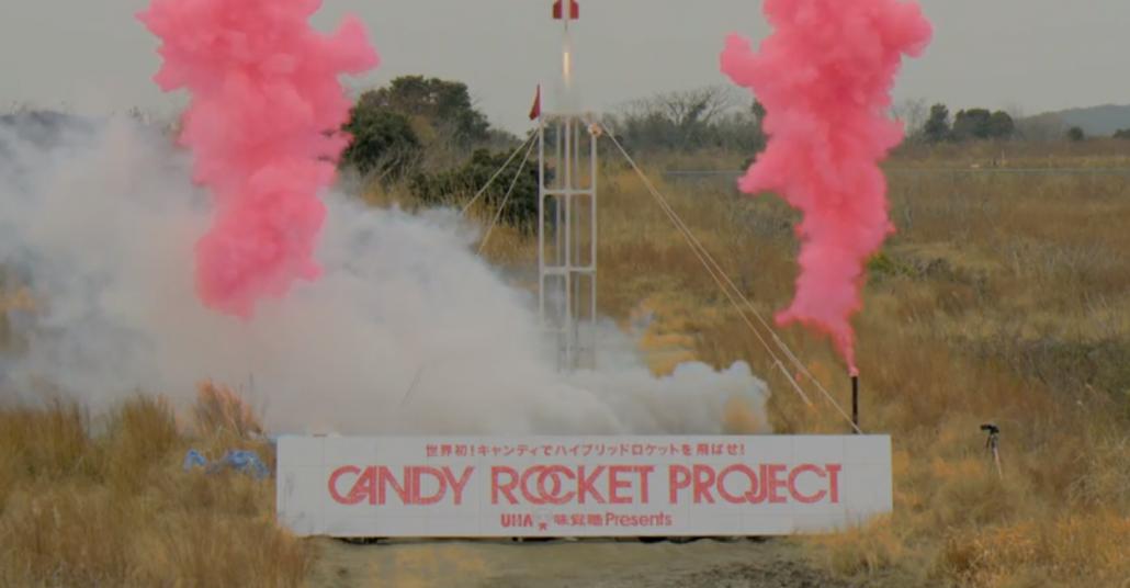 Japon Farkıyla Dünyanın İlk Şeker Yakan Roketi