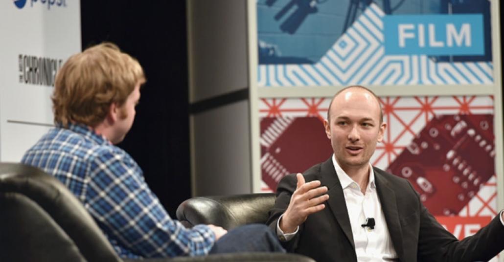 Lyft CEO'suyla Sohbet [SXSW 2015]