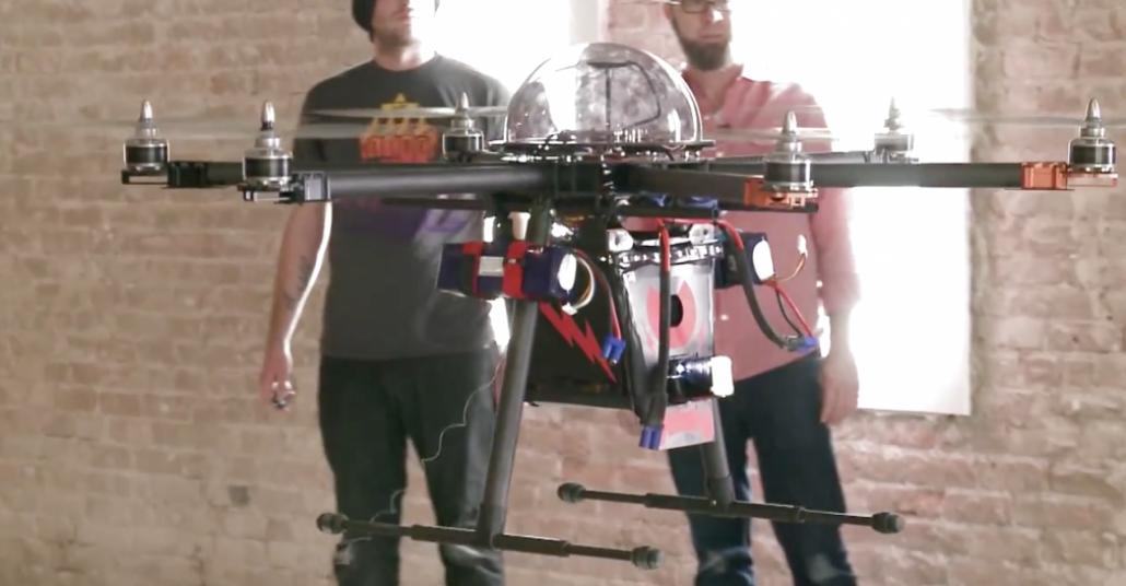 SXSW 2015'e Drone Yasağı [SXSW 2015]