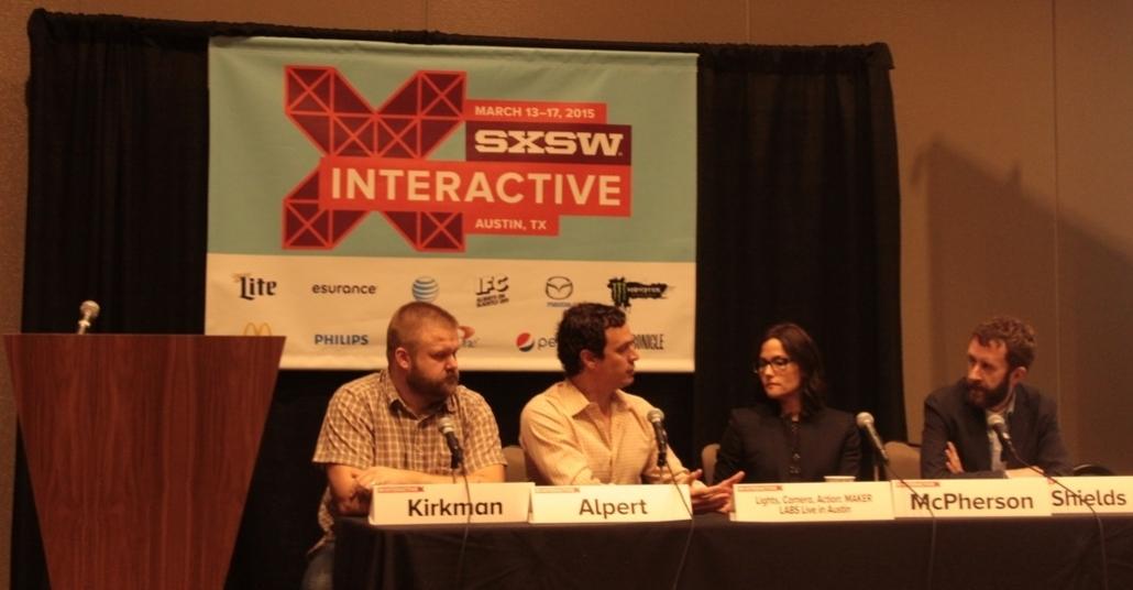 Dijital Medya ve Kısa Video Formatının Etkileşim Gücü [SXSW 2015]