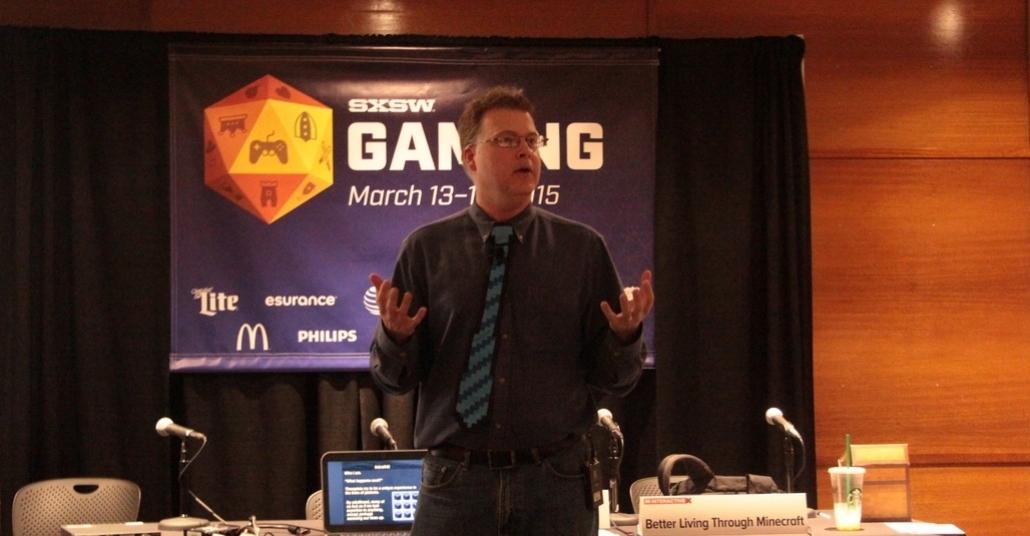 Minecraft'ın Kişisel Gelişim ve Psikoloji Üzerindeki Etkileri [SXSW 2015]