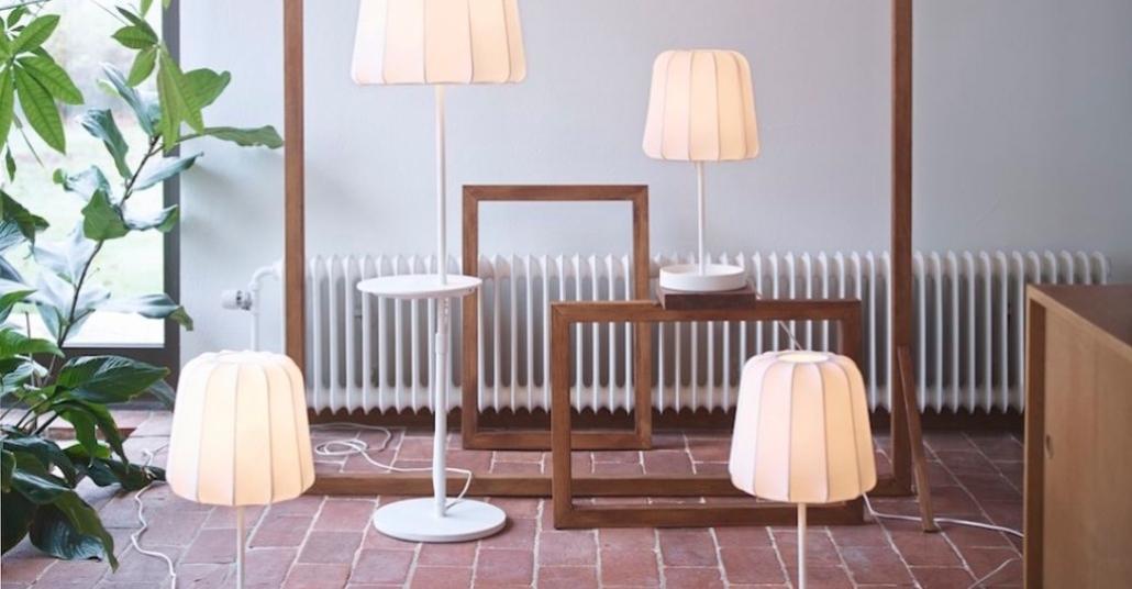 IKEA'nın Kablosuz Şarj Özellikli Mobilyaları