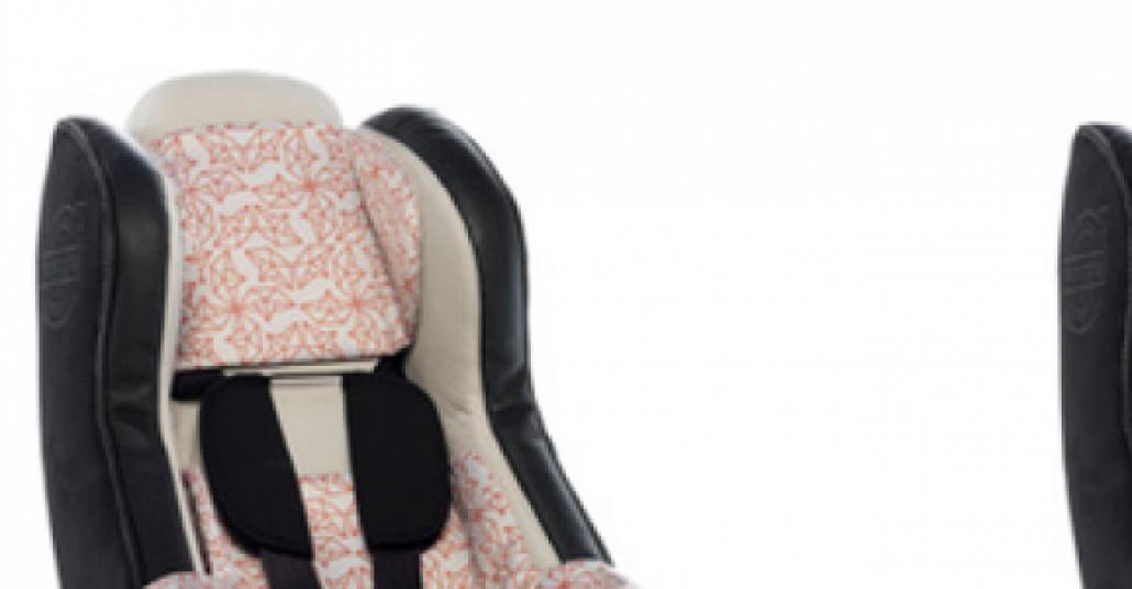 Volvo'dan Şişirilebilir Çocuk Koltuğu