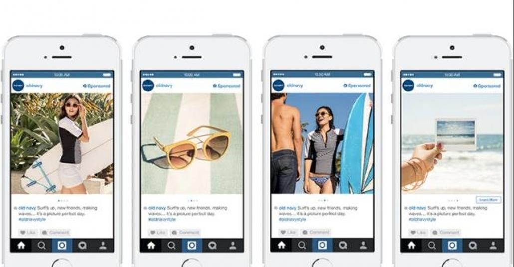 Instagram'ın Yeni Reklam Alanında Karşılaştığımız İlk Markalar
