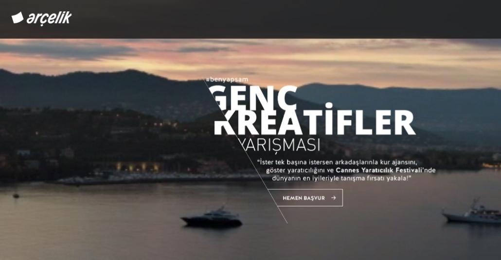 Arçelik Genç Yaratıcıları Cannes Lions'a Gönderiyor [advertorial]