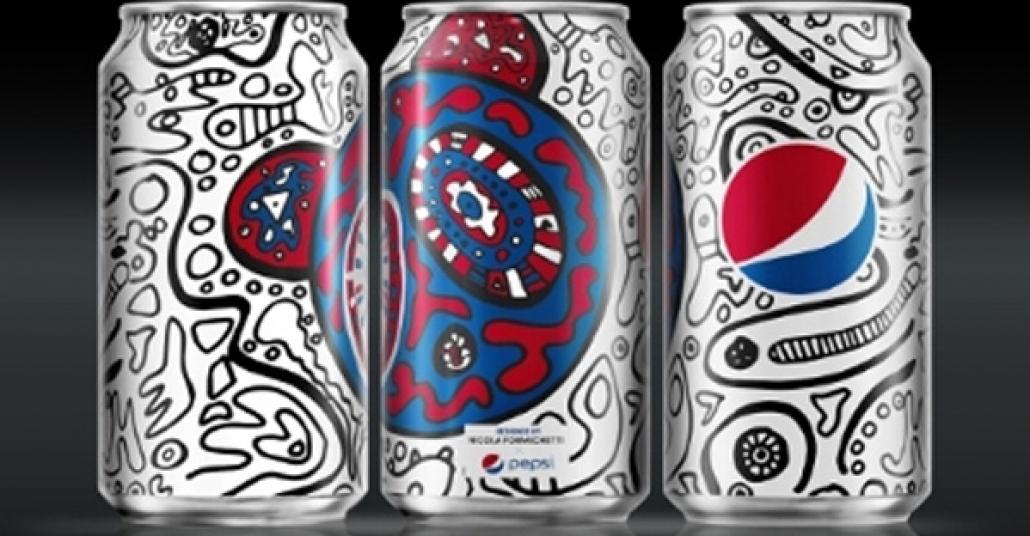 Live For Now: Pepsi Kutularını Tasarlama Sırası Sizde