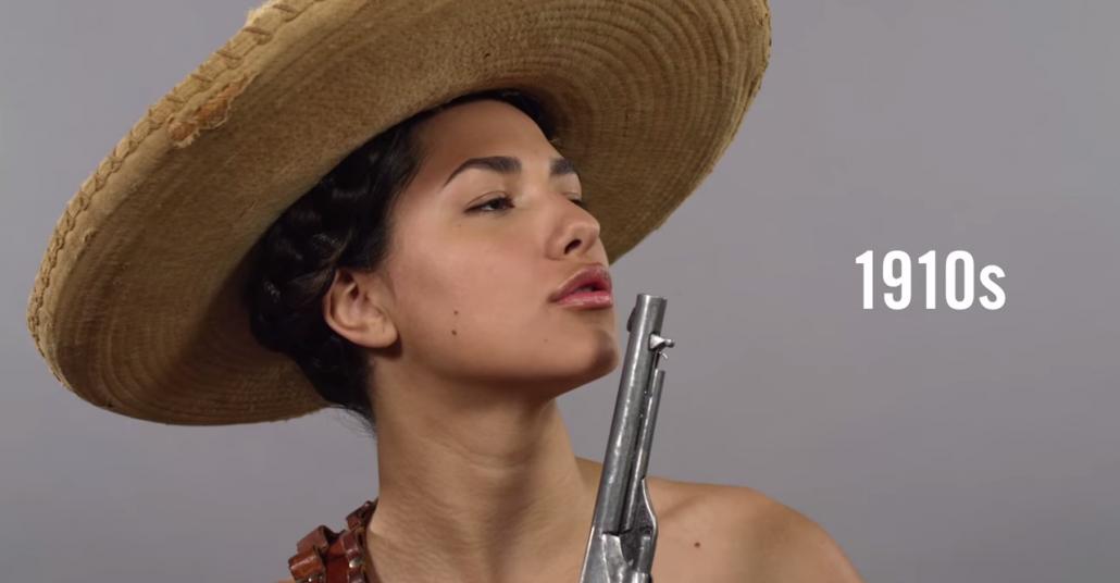 Meksika'daki Güzellik Anlayışının 100 Yıllık Değişimi