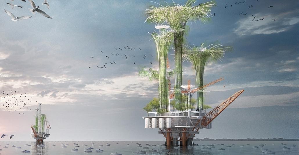 Çevreye Duyarlı Petrol Platformları