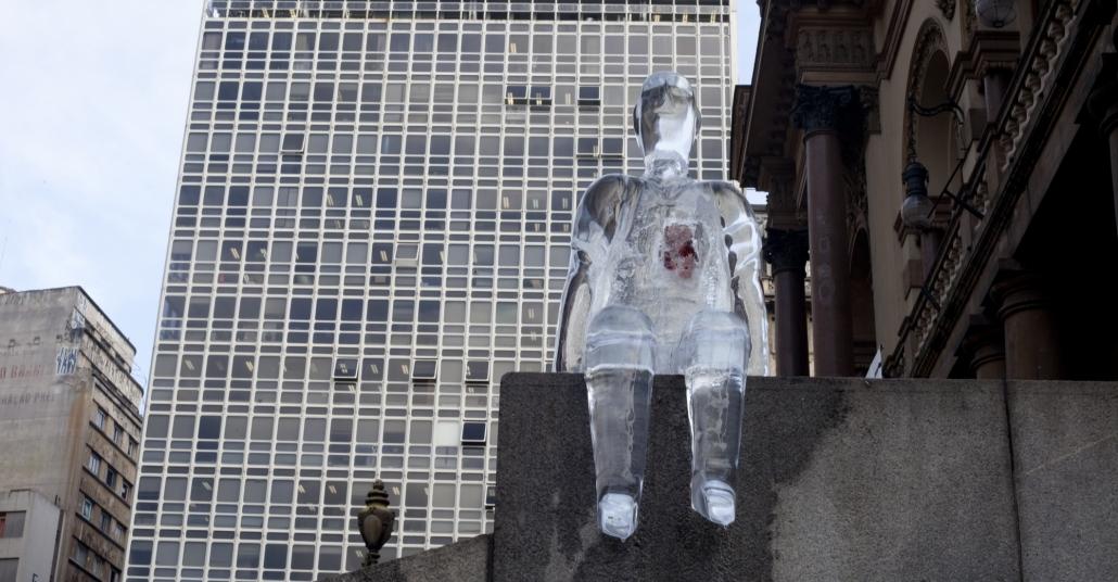 São Paulo'nun Organ Bağışlatan Buz Adamları