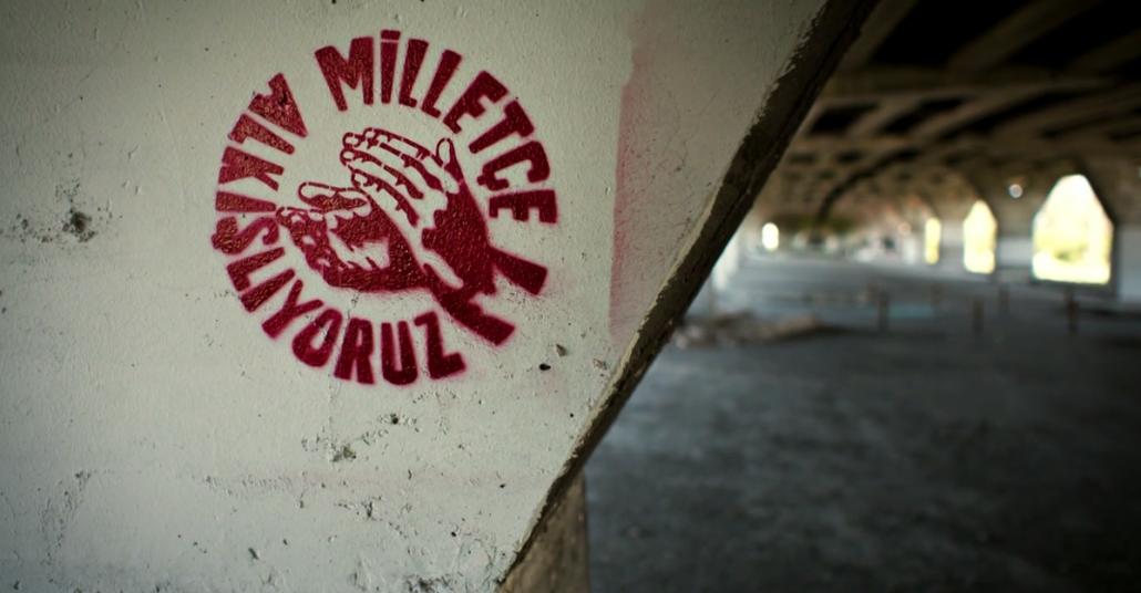 Ali Taran'ın 2015 Seçimleri İçin Hazırladığı CHP Kampanyası