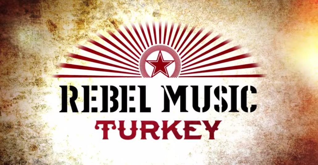 Gezi Parkı, MTV Rebel Music Programının Bu Akşamki Konusu
