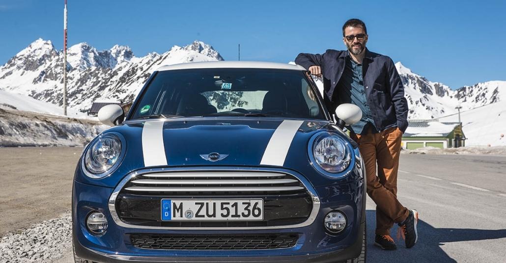 MINI ile Avusturya Alpleri'nde Bir Gezi