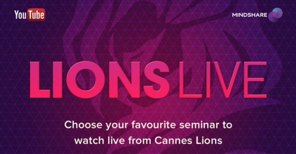 En Çok İzlemek İstediğin Cannes Lions Oturumlarını Oyla!