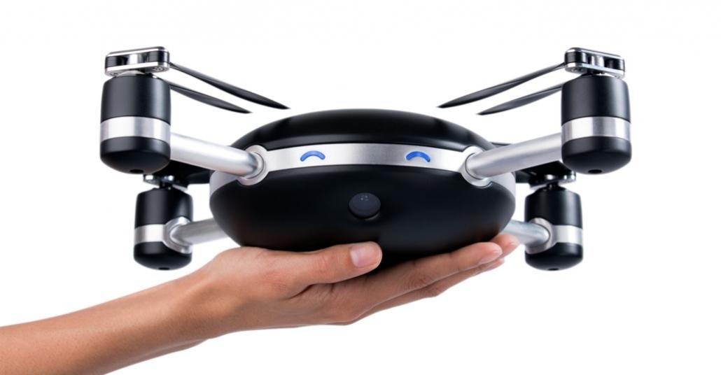 Pilotunu Kendi Kendine Takip Eden Drone: Lily