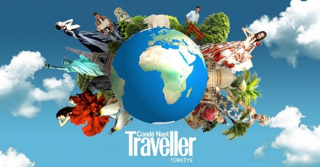 Condé Nast Traveller Türkiye ile Dünya'ya Dart Atın!