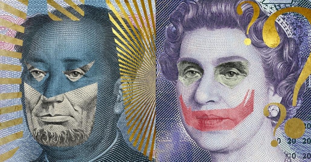 Banknotları Boyayarak Ortaya Çıkan Süper Kahramanlar