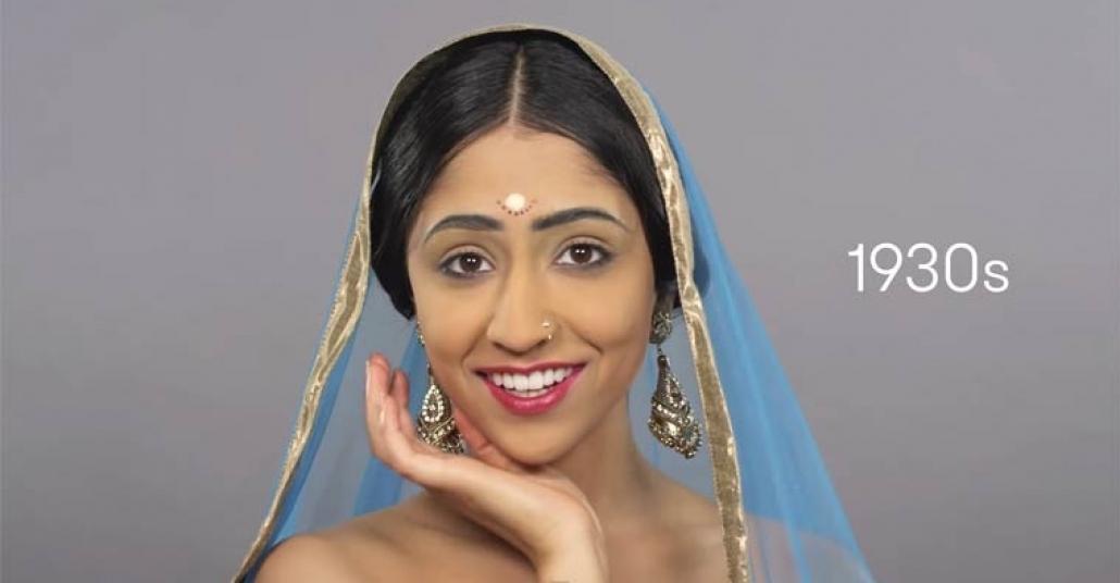 Hindistan'daki Güzellik Algısının 100 Yıllık Değişimi