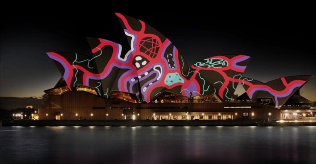 22 Animasyon Sanatçısıyla Canlanan Sidney Opera Evi