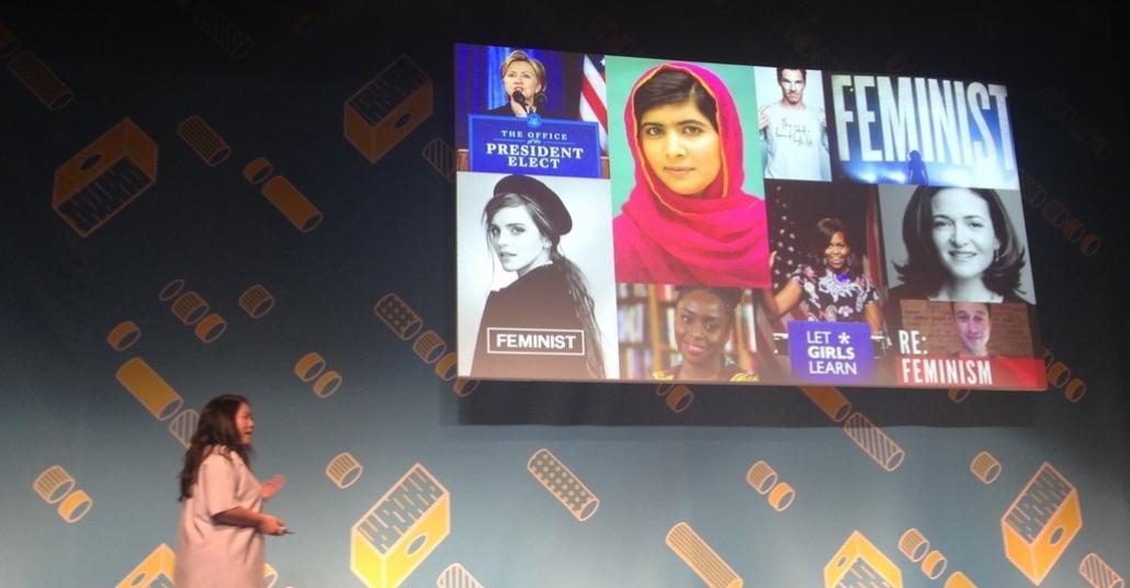 Feminizmin 4. Dalgasında Kadınların Pazarlama Dünyasından Beklentileri [Cannes Lions 2015]