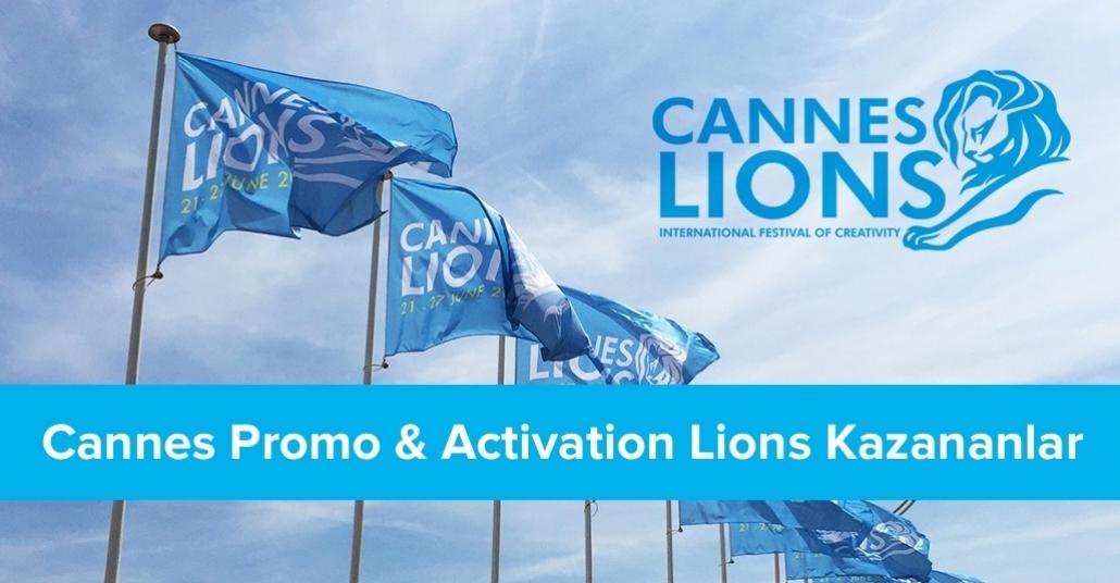 Promo & Activation Kategorisinde Ödül Kazanan İşler [Cannes Lions 2015]