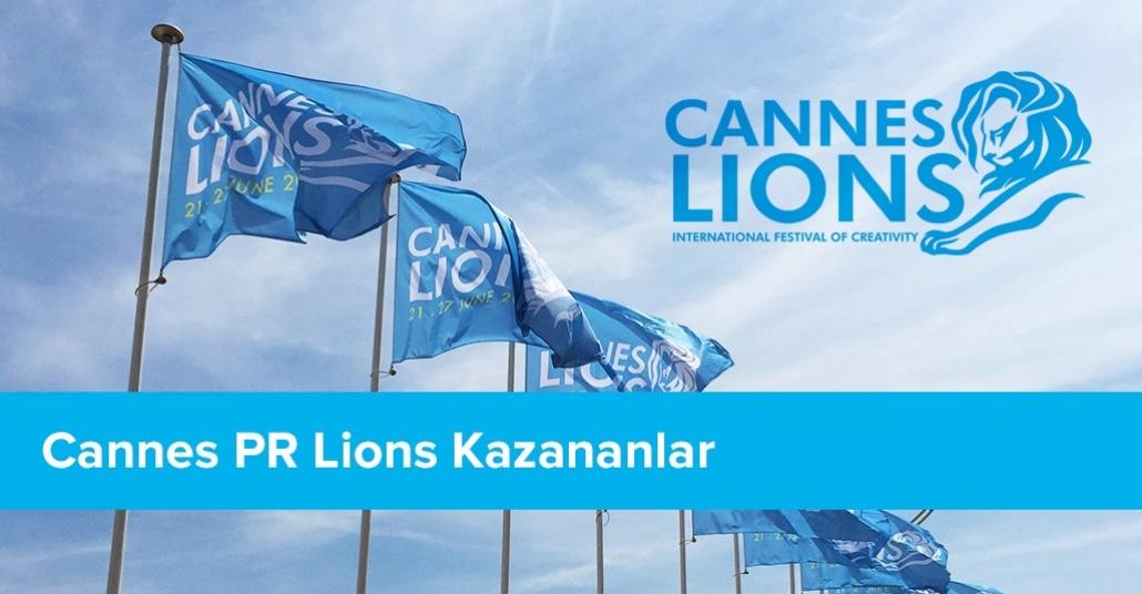 PR Kategorisinde Ödül Kazanan İşler  [Cannes Lions 2015]