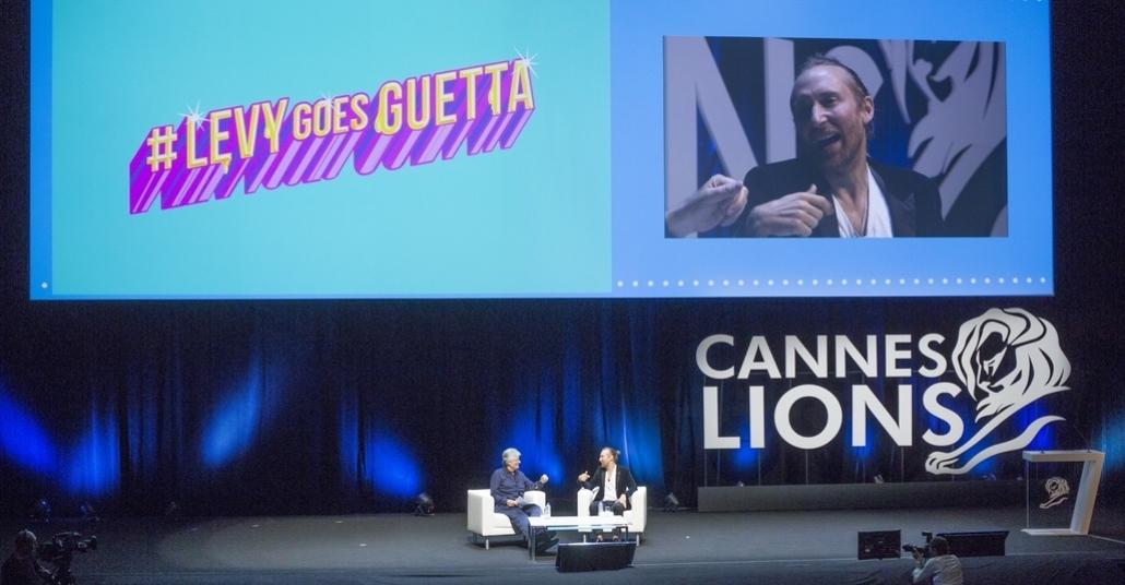 Maurice Lévy ve David Guetta ile Kişisel Marka Yaratmak [Cannes Lions 2015]