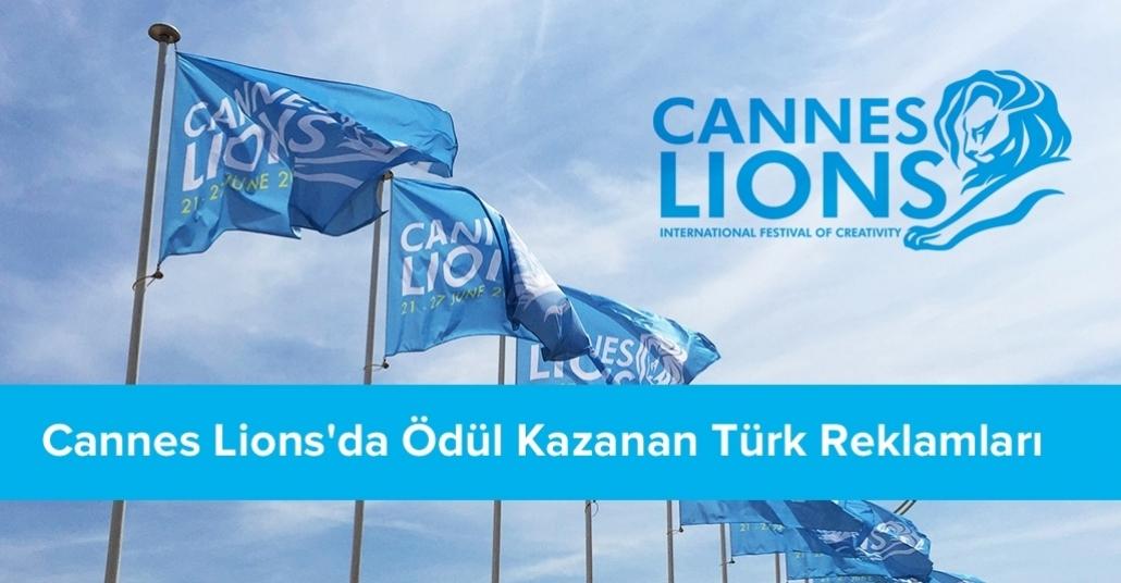 Cannes Lions'da Ödül Kazanan Türk Reklamları [Cannes Lions 2015]