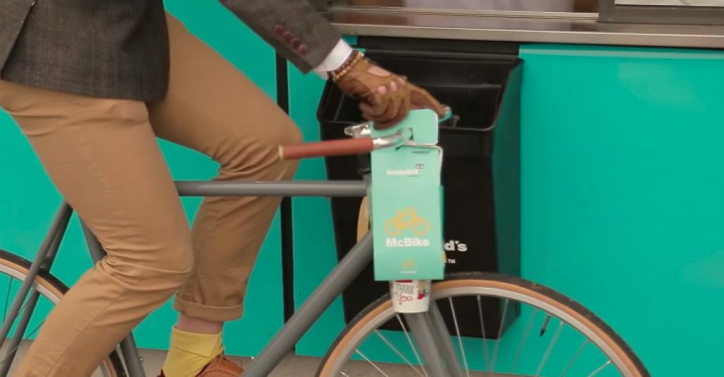 Bisikletçilere Özel Al-Götür Paketler: McBike
